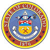 Seal of State Colorado
