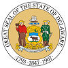 Seal of State Delaware