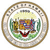 Seal of State Hawaii