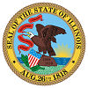Seal of State Illinois