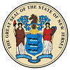 Seal of State New Jersey